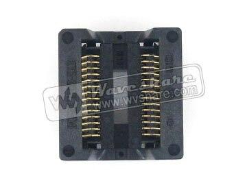 Modules SOP28 SO28 SOIC28 OTS-28-1.27-04 Enplas IC Test &amp; Burn-in Socket Programmer Adapter 7.5mm Width 1.27mm Pitch<br><br>Aliexpress