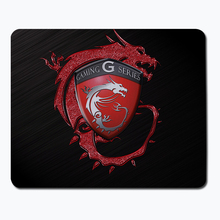 MSI Computer Games Mouse Pad Keyboard Large Mouse Pads Anti-skid Rubber Mat for cs go dota league of legend