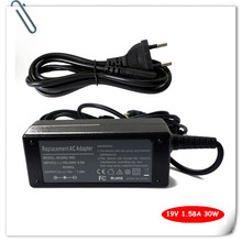 AC Adapter for HP Mini 210-1079 210-1091 210-1097 210-1098 210-1032 19.5V 1.58A 30W Laptop Battery Charger Power Supply Cord(China)