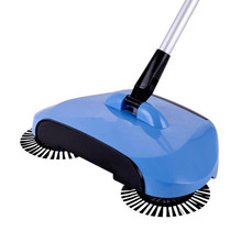 New Arrival 360 Rotary Home Use Magic Manual Telescopic Floor Dust Sweeper High Quality Household Cleaning Tools