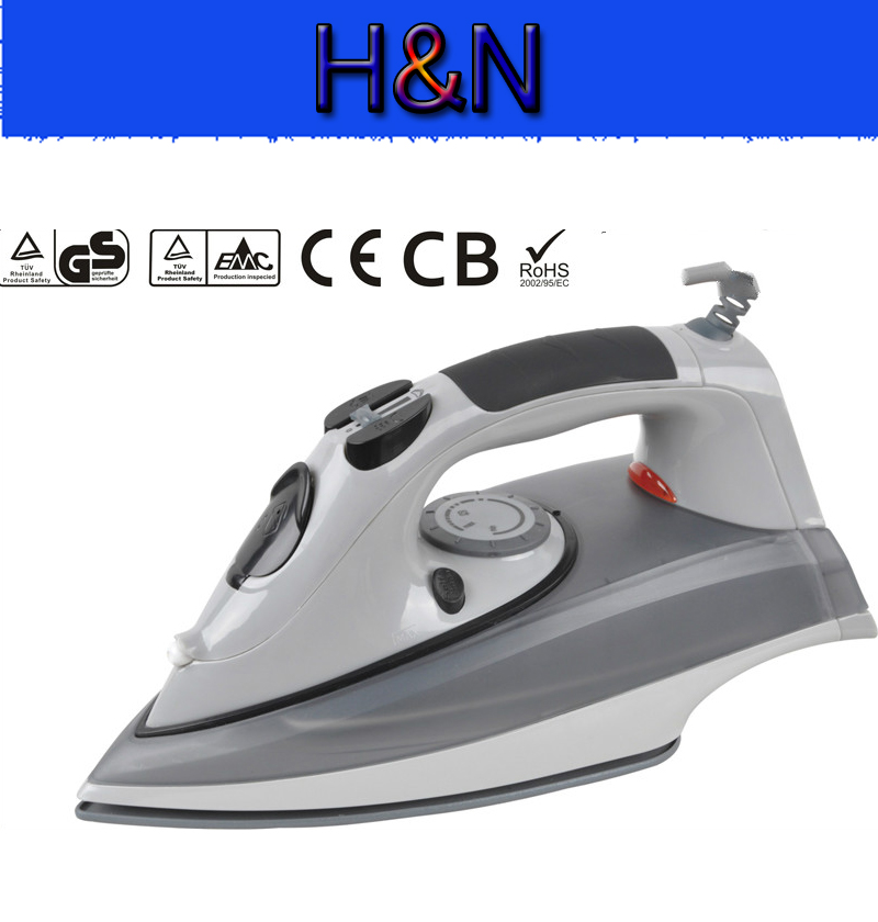 Hot Sale!! Ceramic Electriciron Household Automatic Steam Flatheads Super Household Electric Steam Iron Anti-calc<br>