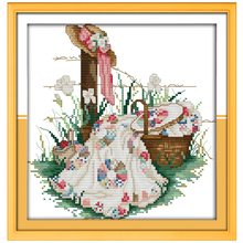 Air a Quilt patterns Counted Cross Stitch 11CT Printed 14CT Cross Stitch Set Wholesale Cross-stitch Kits Embroidery Needlework(China)