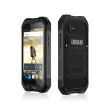 "Free Gift iMAN X5 Waterproof Outdoor Mobile phone 4.5"" MTK6580 Quad Core 1GB+8GB Android 5.1 5MP Wifi GPS WCDMA 3G SmartPhone"