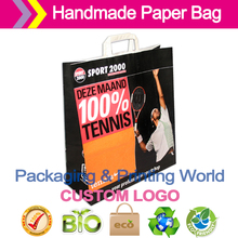 Gloss Laminated Printed Paper Bags with Die Cut Handles high value require appropriate packaging