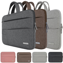 Top Nylon Laptop Sleeve Bag Case For Asus Dell HP Acer Lenovo Macbook Air Pro Xiaomi 11 12 13 14 15.4 15.6 Surface pro 3 4