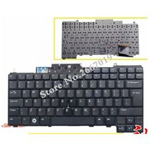 English New Replace laptop keyboard For DELL D620 D630 D631 D820 M65 D830 PP18L UI(China)