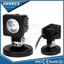 2 Inch mini factory directly offer mini light 12v 10w led work light for 4x4 tractor motorcycle ATV SUV