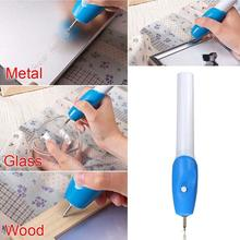 Electric Etching Engrave Engrave Carve Tools Steel Jewellery Engraver Pen Kit APE PML(China)