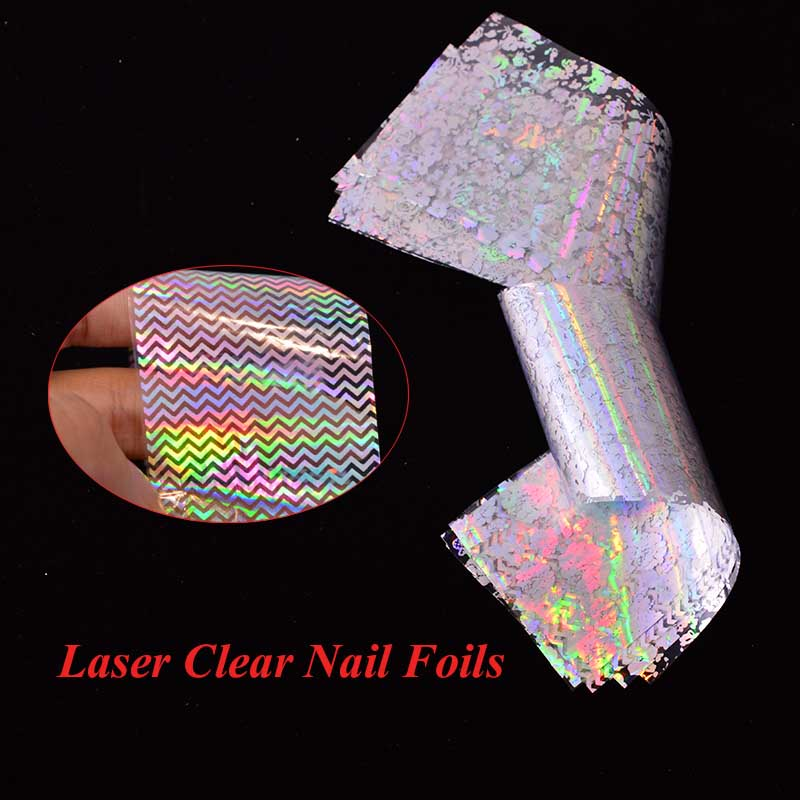 holograhpic Nail Sticker