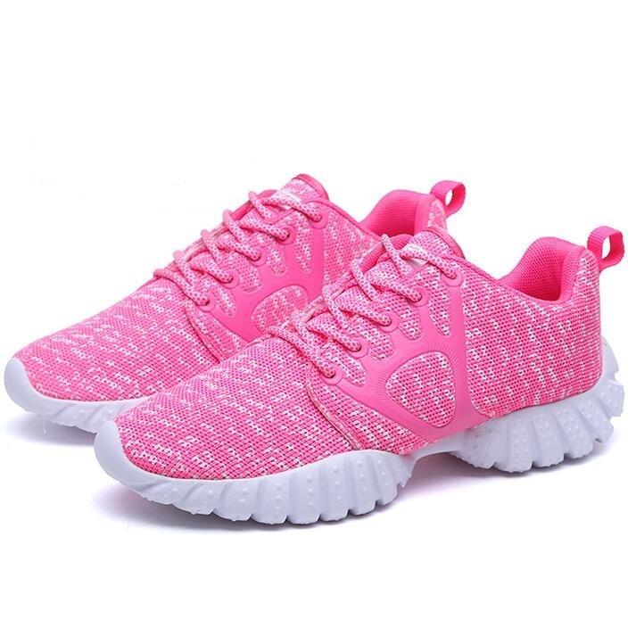 Breath Women Casual Light Jogging UA Shoes Fly Weave Womens Trainers Walking Sport Gym Shoes Women Zapatillas Femininos<br><br>Aliexpress