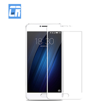 full cover tempered glass for meizu U10 U20 MX6 Pro 6 M3s mini M5s M5 M3 note screen protector protective film high quality(China)