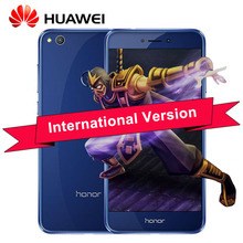 Original Huawei Honor 8 Lite 4GB RAM 32/64GB ROM Mobile Phone 5.2 Inch 3000mAh 12.0MP Camera Kirin 655 Octa Core In Stock(China)