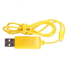 USB Charger Cable Syma S107 S107G For R/C Mini Helicopter Rc Spare Parts Accessories(China)