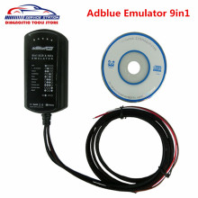 New Adblue Emulator 9 in 1 For Multi Trucks Adblue 9in1 Universal Emulator Box Remove Tool ADBLUE 9 IN 1 Free Shipping(China)