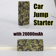Original Portable 20000mAh Car Jump Starter and Charger for Electronics Mobile Device Laptop Auto Engine Emergency Battery Pack