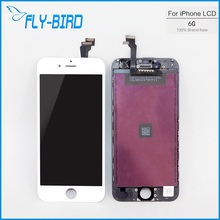 10PCS/LOT A+ Lcd For Apple iPhone 6 Display Lcd Digitizer Assembly + Touch Screen Replacement Free Shipping OEM