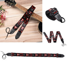 #16 angel with devil section Personalized Printing Guitar Straps For Guitar Bass Electric Guitar Special Folk Straps Personality