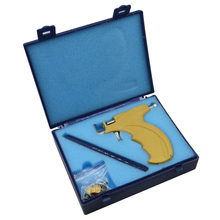 Professional Ear Piercing Gun Stainless Steel Safety Earring Body Piercing Gun Tools Kit