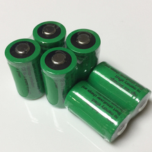2-10pcs 3v CR2 rechargeable batteries lithium ion CR2 15270 battery 3.2V LiFePo4 cell for digital camera(China)