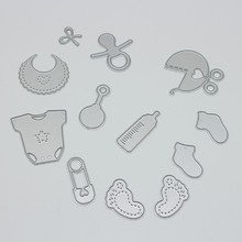 DIY Flower Heart Metal Cutting Dies Stencils Scrapbook Album Paper Card Craft New