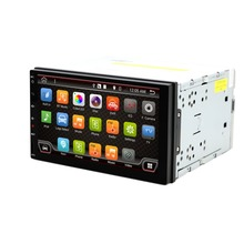 2017 Newest 2 Din 100% Pure Android 6.0 Universal Car Dvd Player Pc Gps Navigation Stereo Video Multimedia Capacitive Screen