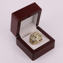 US Size 7 to 15! 1985 Chicago Bears Super bowl 20 world series championship ring replica PERRY wooden box drop shipping(China)