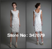 ph09523 haute couture tony ward  wedding dress in Charleston Macrame flowers of Silk Organza beach wedding dresses lace