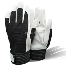 High quality working glove best selling soft microfiber safety gloves garden gloves racing gloves