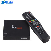 KIII Pro DVB T2/S2 3G 16G TV Box Android 6.0 Amlogic S912 Octa-core 4K*2K 2.4G&5G Wifi Bluetooth 4.0 Android TV Box Set Top Box