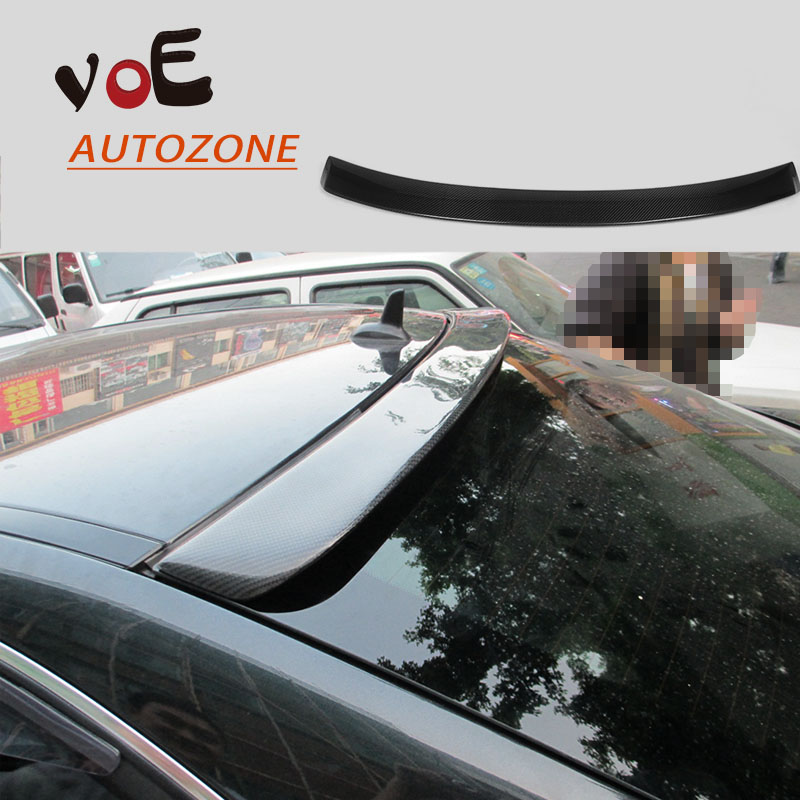 2009-2013 W204 Carbon Fiber Rear Trunk Roof Spoiler for Mercedes-Benz W204 C-class C180 C200 C280 C300 C260<br><br>Aliexpress