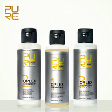 PURC Oplex bond Repair connections of damaged hair, strengthen hair toughness and elasticity hair treatment free shipping(China)