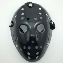 New Black Cosplay Delicated Jason Voorhees Freddy Hockey Festival Party Halloween Masquerade Mask