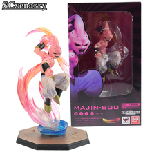 Anime Dragon Ball Z Majin Boo Figuarts ZERO EASY TO COLLECT & COOL STYLE Majin Buu PVC Action Figure Collectible Model Toys 15cm