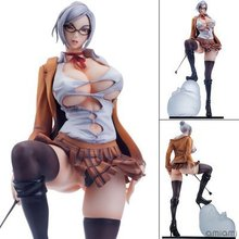 Union Creative Prison School Vice President of Student Shiraki Meiko Sexy Action Figure Model for Collection