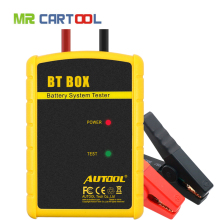 High Quality !!! New Battery Tester AUTOOL BT BOX Support Android/ISO Powerful Function Automotive Battery Analyzer