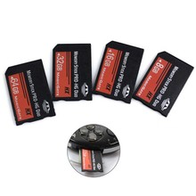 For Sony PSP Memory Cards 4GB 8GB 16GB 32GB Memory Stick Pro Duo Compatible with Camera Gaming Accessories(China)
