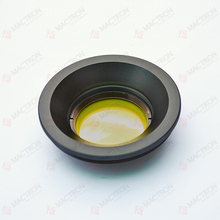 USA F Theta Scanning Lens for CO2 laser --- Single Element Made of ZnSe ( 110x110mm Scan Field , 48mm Diameter)(China)