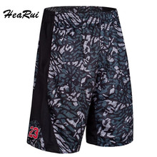 Hearui Sport New Professional Basketball Shorts Sports Jerseys 2016 17 Men Training Short Trousers Soccer Running Gym Shorts