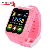 K3 Waterproof Smart Kid GPS Safe Anti-Lost Monitor Camera Sim Card Watch Phone Facebook MP3 SOS Call Location Tracker Smartwatch