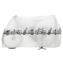JAEHEV Waterproof Bike Motorcycle Protective Gear Outdoor Scooter Bicycle Rain Dust Cover Cycling Accessories(China)