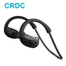 Bluetooth Earphone CRDC Cheetah 4.1 Headset Stereo Wireless Headphone Aptx Running Sport Earphone with Mic for Xiaomi iPhone etc