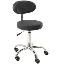 Modern Adjustable Swivel Salon Massage Spa Seat Tattoo Medical Chair Stool Leather Seat and Back Massage Swivel Chair Furniture(China)