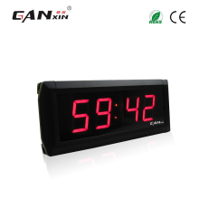 "[Ganxin]1.8"" Hot Selling Manufacturer Supply Led Clock Digital Timer Clock High Quality Mulfunctional"