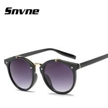 Snvne óculos de Sol Retro passarela compras viagem óculos de sol para  mulheres dos homens de design Da Marca oculos gafas de sol. 2f9994443f