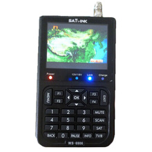 "Original Satlink WS-6906 3.5"" DVB-S FTA digital satellite meter satellite finder Data Satellite Signal Finder ws6906 satlink"