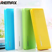 REMAX Ultra Thin Power Bank 5000mAh Portable Powerbank External Mobile Battery Charger Backup bateria externa For Smartphones(China)