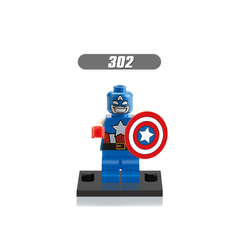 XH302-Captain America