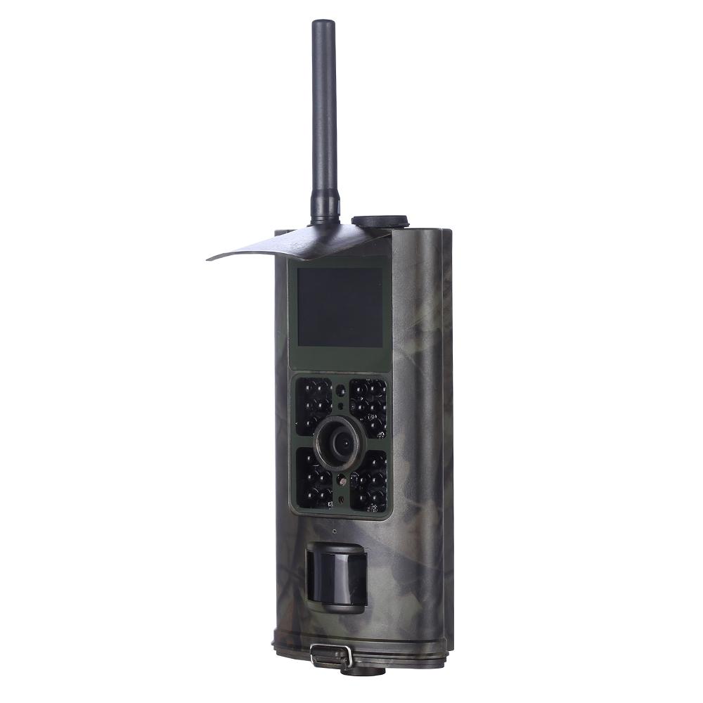 Hunting Camera HC700G Newest Suntek HD 16MP Trail Camera 3G GPRS MMS SMTP SMS 1080P Night Vision 940nm Photo traps camera (6)