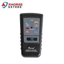 Free Shipping Original XHORSE Remote Tester Radio Drequency(RF) Infrared(IR) for 300Mhz-320hz/ 434Mhz/868Mhz Auto key Programmer