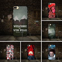 Twin Peaks Cell phone Case Cover For Huawei P6 P7 P8 P9 P10 Lite Honor 3 4 4X 4C 7 V8 For LG G3 G4 G5